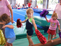Childrens Gymnastics Yeppoon